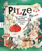 Cover-Bild zu Pilze von Fabisinska, Liliana