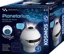 Cover-Bild zu Planetarium