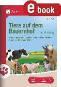 Cover-Bild zu Tiere auf dem Bauernhof (eBook) von Koll, Hubert