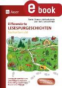 Cover-Bild zu Differenzierte Lesespurgeschichten Sachunterricht (eBook) von Blomann, S.