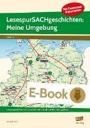 Cover-Bild zu LesespurSACHgeschichten: Meine Umgebung (eBook) von Ernsten, Svenja