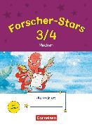 Cover-Bild zu Forscher-Stars, Sachunterricht, 3./4. Schuljahr, Medien, Übungsheft, Mit Lösungen von Rink, Roland