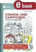 Cover-Bild zu Comics und Cartoons im Kunstunterricht (eBook) von Blahak, Gerlinde