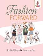 Cover-Bild zu Fashion Forward von Coloring Bandit