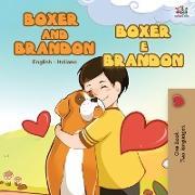 Cover-Bild zu Boxer and Brandon (English Italian Book for Children) von Books, Kidkiddos