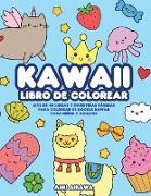 Cover-Bild zu Kawaii libro da colorare von Aikawa, Aimi