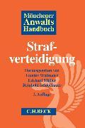 Cover-Bild zu Widmaier, Gunter (Hrsg.): Münchener Anwaltshandbuch Strafverteidigung