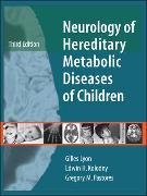 Cover-Bild zu Neurology of Hereditary Metabolic Diseases of Children: Third Edition von Lyon, Gilles