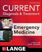 Cover-Bild zu Current Diagnosis and Treatment Emergency Medicine, Eighth Edition von Stone, C. Keith
