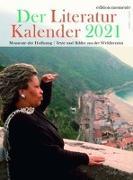 Cover-Bild zu Der Literatur Kalender 2021 von Raabe, Elisabeth (Hrsg.)