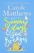 Cover-Bild zu Sunny Days and Sea Breezes von Matthews, Carole