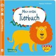 Cover-Bild zu Baby Pixi 64: VE 5 Mein erstes Tierbuch (5 Exemplare) von Holtfreter, Nastja (Illustr.)