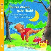Cover-Bild zu Carlsen Verkaufspaket. Baby Pixi 36. Gute Nacht! von Schuld, Kerstin M. (Illustr.)