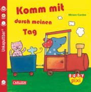 Cover-Bild zu Carlsen Verkaufspaket. Baby Pixi 22: Komm mit von Cordes, Miriam (Illustr.)