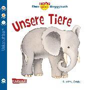 Cover-Bild zu Baby Pixi 44: Mein Baby-Pixi Buggybuch: Unsere Tiere von Gruber, Denitza