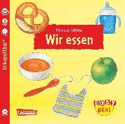 Cover-Bild zu Carlsen Verkaufspaket. Baby Pixi 29. Wir essen von Müller, Thomas (Illustr.)