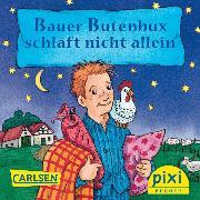 Cover-Bild zu Pixi - Bauer Butenbux schläft nicht allein (eBook) von Zabo, Ana