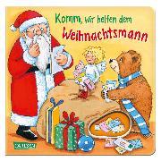 Cover-Bild zu Komm, wir helfen dem Weihnachtsmann von Moser, Annette