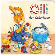 Cover-Bild zu Olli, der Osterhase von Taube, Anna