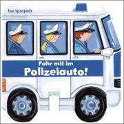 Cover-Bild zu Fahr mit im Polizeiauto! von Schmalz, Rebecca