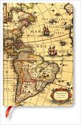 Cover-Bild zu Frühe Kartografie Westliche Hemisphäre Midi unliniert