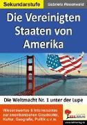Cover-Bild zu Die Vereinigten Staaten von Amerika (eBook) von Rosenwald, Gabriela