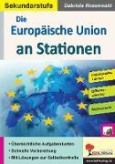 Cover-Bild zu Die Europäische Union an Stationen (eBook) von Rosenwald, Gabriela