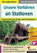 Cover-Bild zu Unsere Vorfahren an Stationen (eBook) von Rosenwald, Gabriela