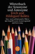 Cover-Bild zu Bulitta, Erich: Wörterbuch der Synonyme und Antonyme