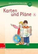 Cover-Bild zu Karten und Pläne von Kramer, Matthias