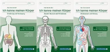 Cover-Bild zu Ich kenne meinen Körper - 3 Hefte im Kombi von Langhans, Katrin