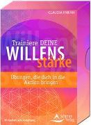 Cover-Bild zu Trainiere deine Willensstärke - Übungen, die dich in die Aktion bringen von Fabian, Claudia
