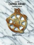 Cover-Bild zu Orff, Carl (Komponist): Carmina Burana