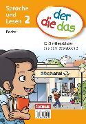 Cover-Bild zu der-die-das, Deutsch-Lehrwerk für Grundschulkinder mit erhöhtem Sprachförderbedarf, Sprache und Lesen, 2. Schuljahr, Poster, 10 Einstiegsbilder des Basisbuches