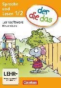 Cover-Bild zu der-die-das, Deutsch-Lehrwerk für Grundschulkinder mit erhöhtem Sprachförderbedarf, Erstlesen, 1./2. Schuljahr, Software Sprachförderung, CD-ROM, 15er-Lizenz
