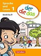 Cover-Bild zu der-die-das, Deutsch-Lehrwerk für Grundschulkinder mit erhöhtem Sprachförderbedarf, Erstlesen, 1. Schuljahr, Basisbuch Sprache und Lesen von Behle-Saure, Birgit