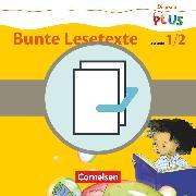 Cover-Bild zu Deutsch plus - Grundschule, Bunte Lesetexte, Lesehefte Stufe 1 und 2 im Paket, Texte für Leseanfänger mit Aufgaben von Schramm, Martina
