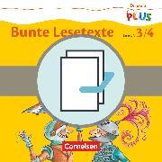 Cover-Bild zu Deutsch plus - Grundschule, Bunte Lesetexte, Lesehefte Stufe 3 und 4 im Paket, Texte für Leseanfänger mit Aufgaben von Schramm, Martina