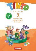 Cover-Bild zu Tinto Sprachlesebuch 2-4, Ausgabe 2013, 3. Schuljahr, Inklusion, Materialmappe für den Unterricht, Handreichungen mit Kopiervorlagen und Kartonkarten von Schramm, Martina