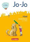 Cover-Bild zu Jo-Jo Fibel, Allgemeine Ausgabe 2016, Schreiblehrgang in Grundschrift von Schramm, Martina