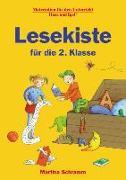 Cover-Bild zu Lesekiste für die 2. Klasse von Schramm, Martina