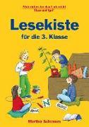Cover-Bild zu Lesekiste für die 3. Klasse von Schramm, Martina