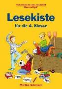 Cover-Bild zu Lesekiste für die 4. Klasse von Schramm, Martina