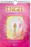 Cover-Bild zu Engel-Kalender 2021 von Schirner Verlag