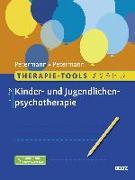 Cover-Bild zu Therapie-Tools Kinder- und Jugendlichenpsychotherapie von Petermann, Ulrike