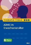Cover-Bild zu Therapie-Tools ADHS im Erwachsenenalter (eBook) von Kirsch, Peter
