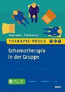 Cover-Bild zu Therapie-Tools Schematherapie in der Gruppe von Demmert, Antje