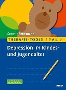 Cover-Bild zu Therapie-Tools Depression im Kindes- und Jugendalter (eBook) von Petermann, Franz