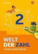 Cover-Bild zu Welt der Zahl / Welt der Zahl - Allgemeine Ausgabe 2021