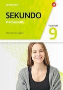 Cover-Bild zu Sekundo 9. Förderheft. Mathematik für differenzierende Schulformen. Allgemeine Ausgabe